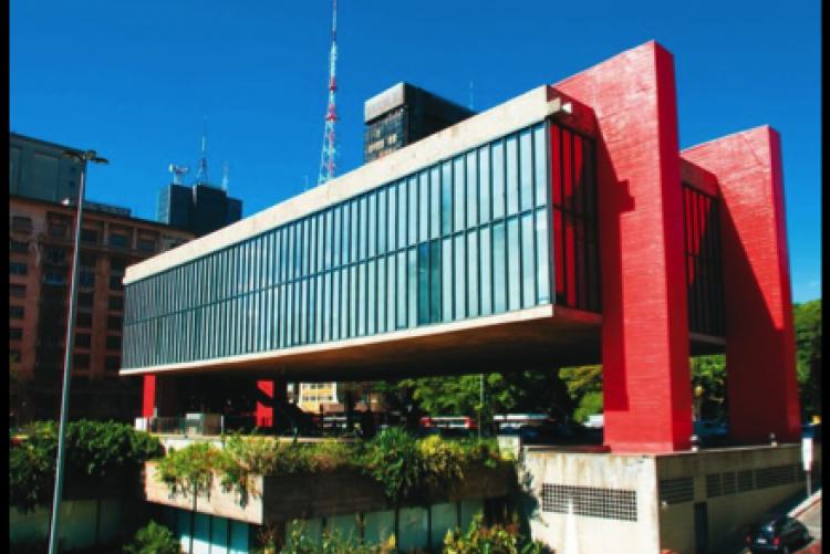 Museu Sao Paulo